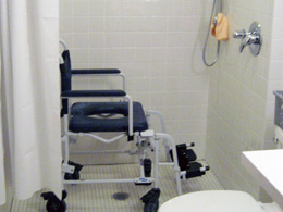 wheelchair accessible bathroom - Handicap Accessible Bathroom