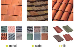 roof materials