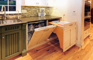 hidden kitchen appliances